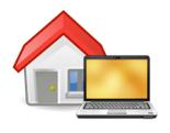 Netbook für Ferienhaus